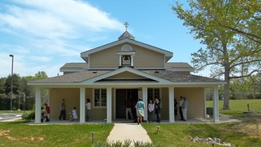 St Cyprian church